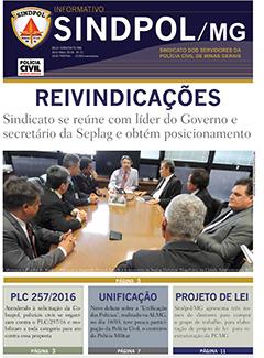 Informativo Sindpol Abril/Maio de 2016