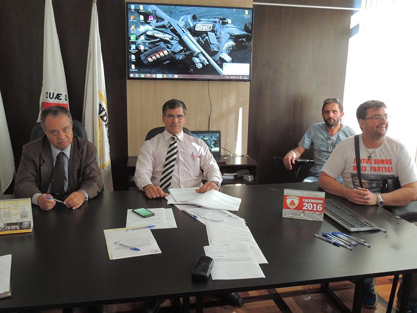 Reunião diretoria