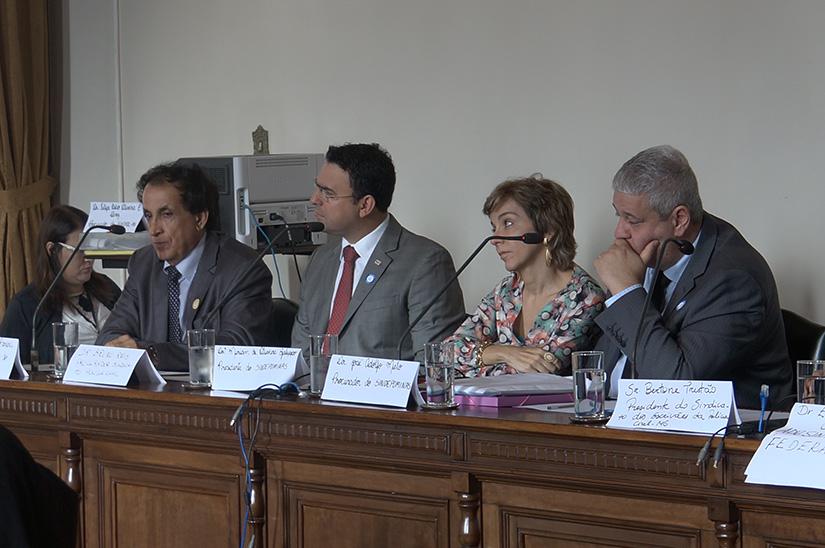 II Audiência de Conciliação Sindpol