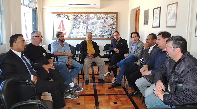 Reunião Carlos Calazans