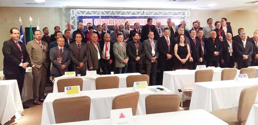 Sindpol do XVI Congresso Nacional da Cobrapol