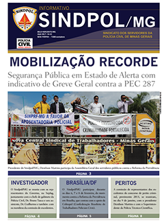 Informativo Sindpol Abril/Maio de 2017